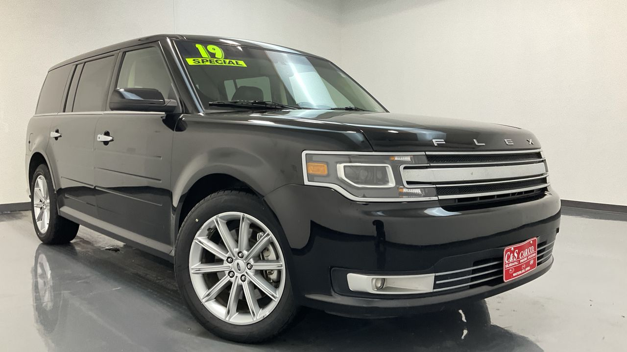 2019 Ford Flex 4D SUV AWD  - 16579  - C & S Car Company