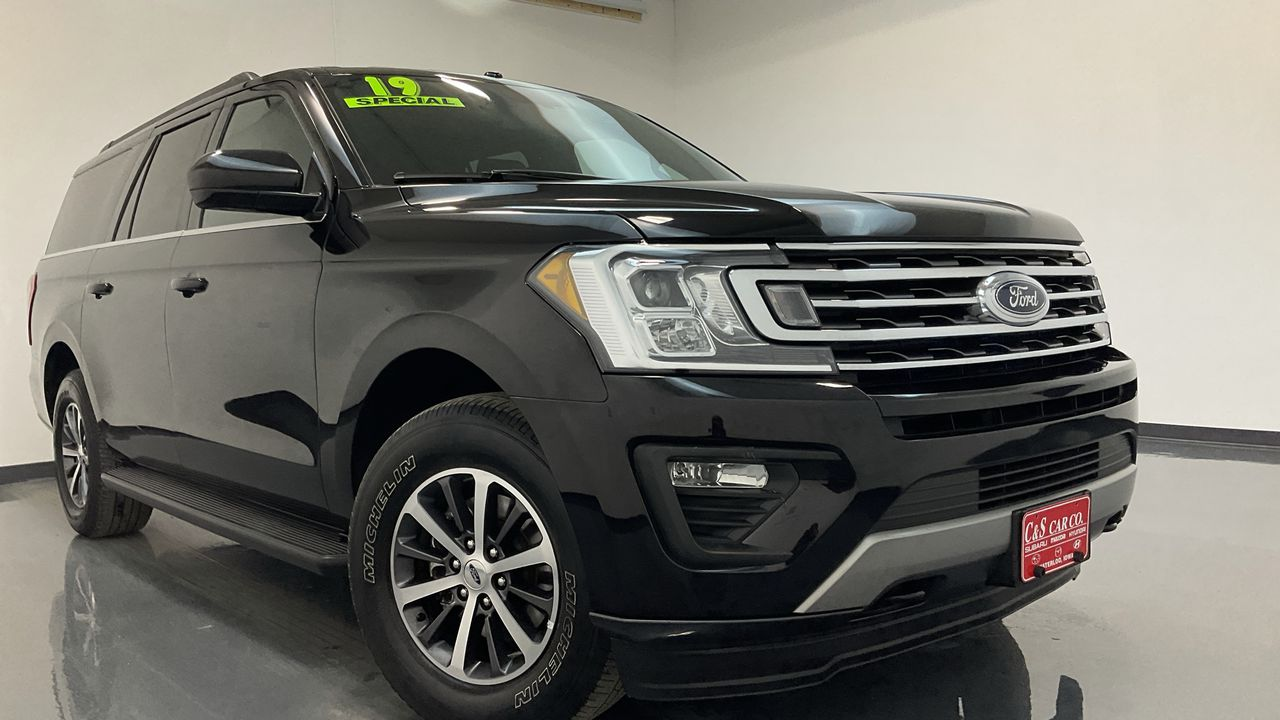 2019 Ford EXPEDITION MAX 4D SUV 4WD  - 16578  - C & S Car Company