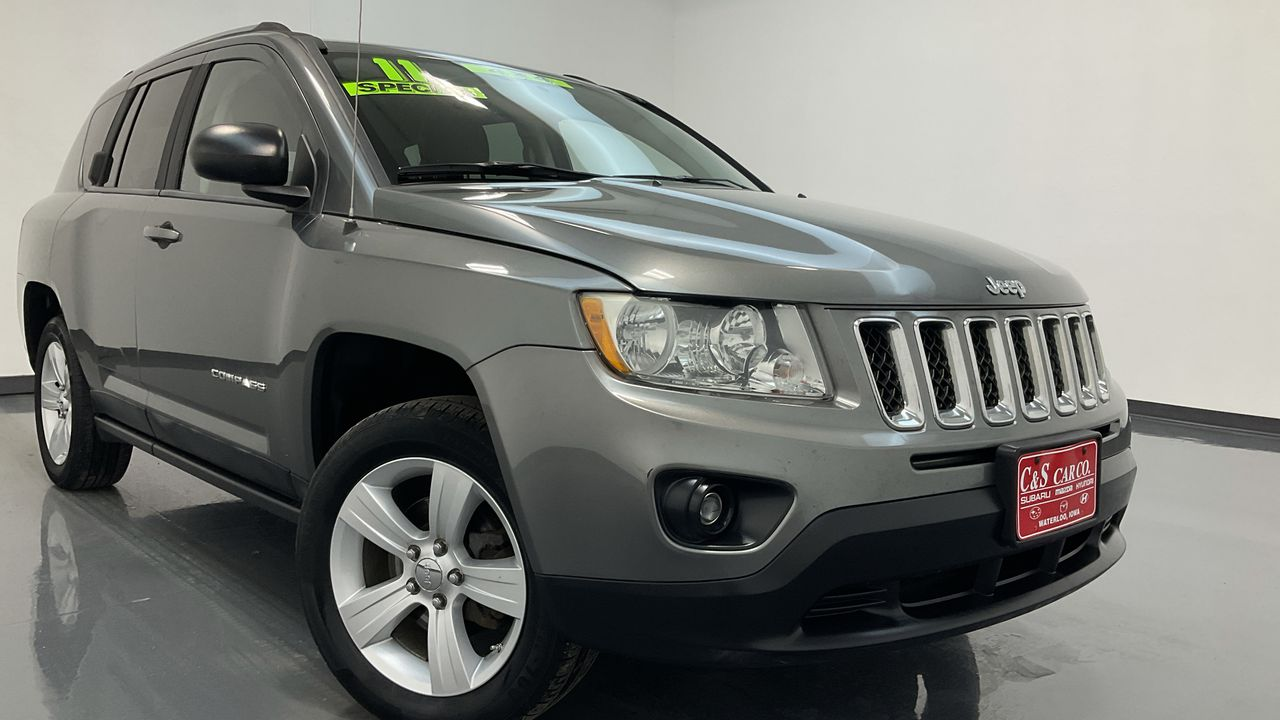 2011 Jeep Compass 4D SUV 4WD  - HY8498A  - C & S Car Company
