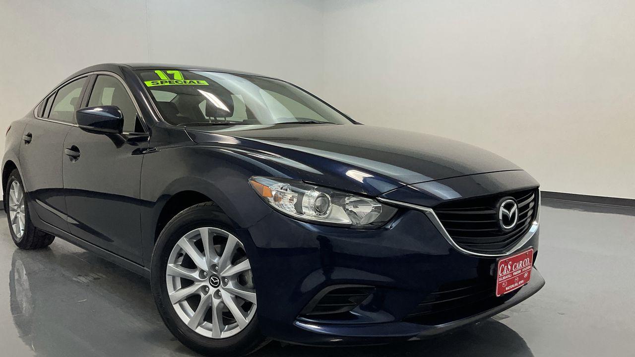 2017 Mazda Mazda6  - SB9327A  - C & S Car Company