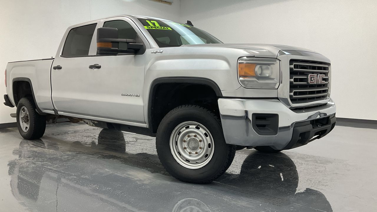 2017 GMC Sierra 2500HD  - C & S Car Company