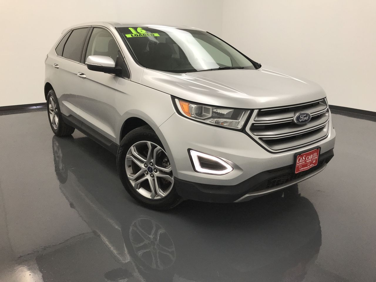 2016 Ford Edge 4D SUV AWD  - SB9271B  - C & S Car Company