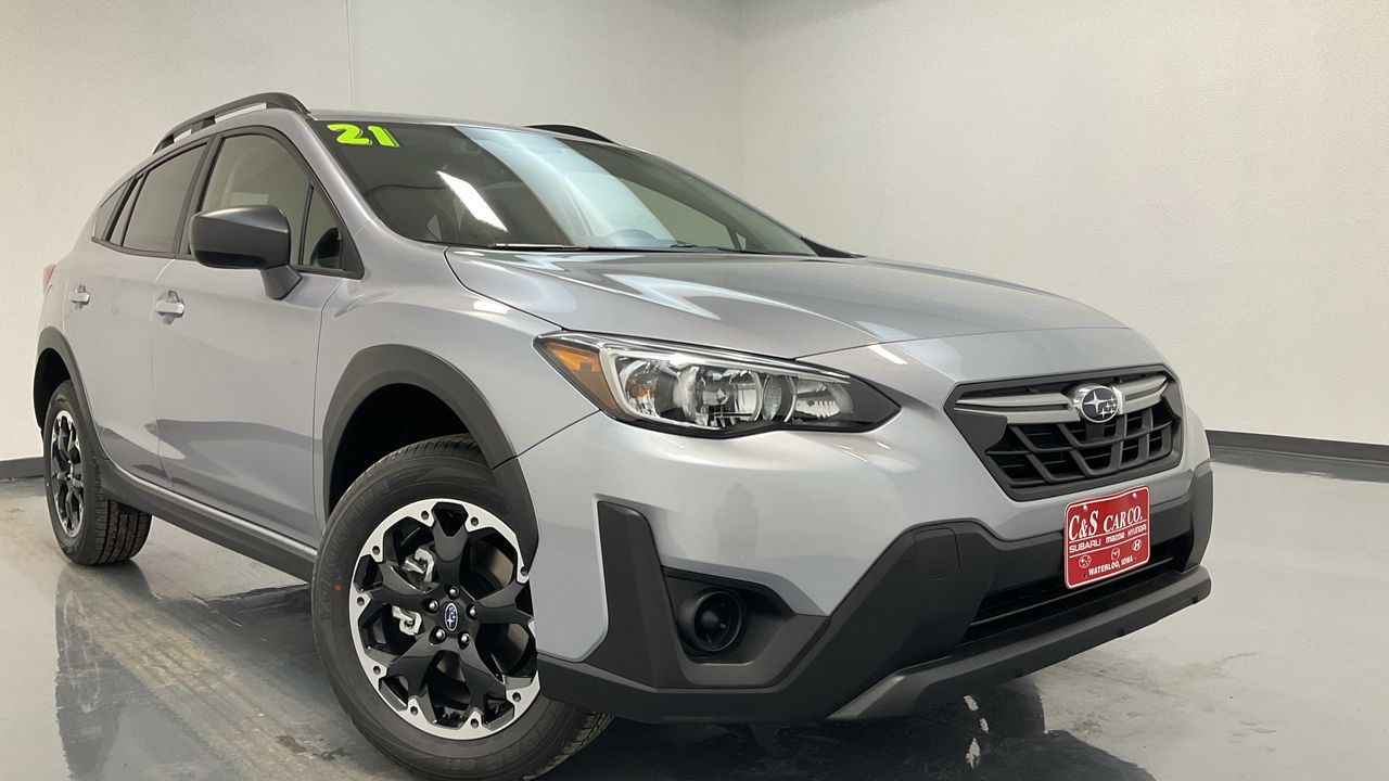 2021 Subaru Crosstrek 4 DOOR  - SC9340  - C & S Car Company