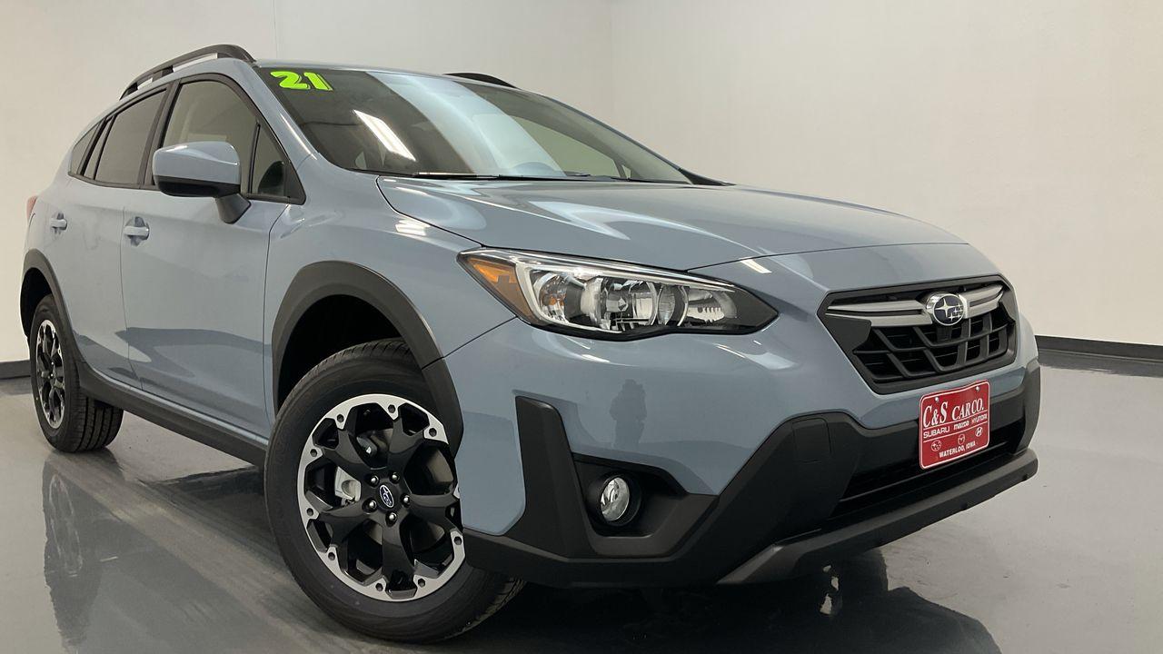 2021 Subaru Crosstrek  - SC9339  - C & S Car Company