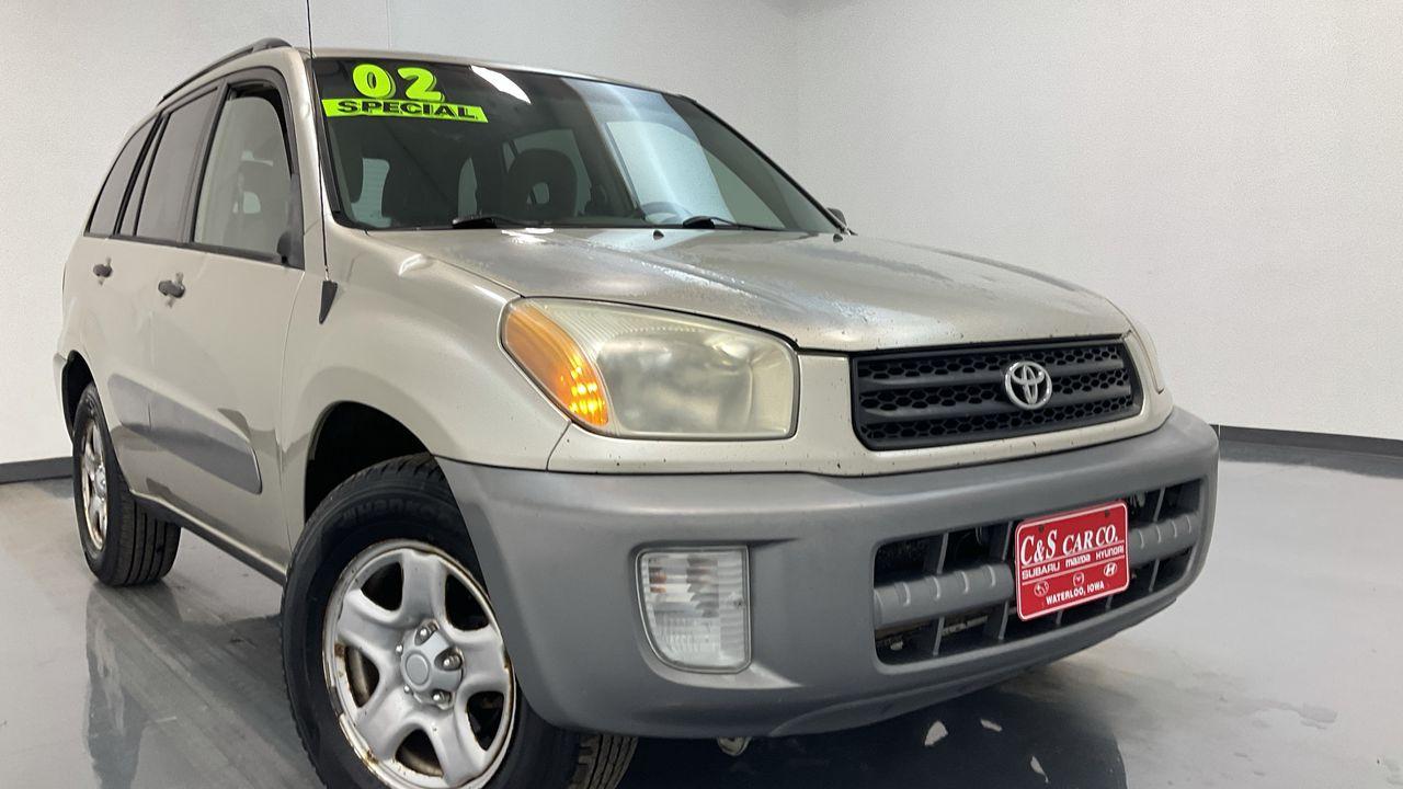2002 Toyota RAV-4  - 16347A  - C & S Car Company