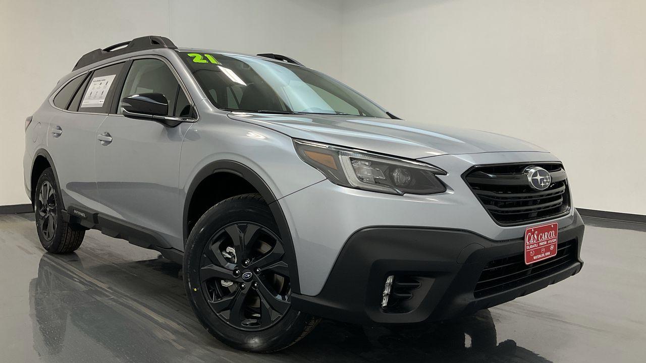 2021 Subaru Outback 4D Wagon  - SB9355  - C & S Car Company