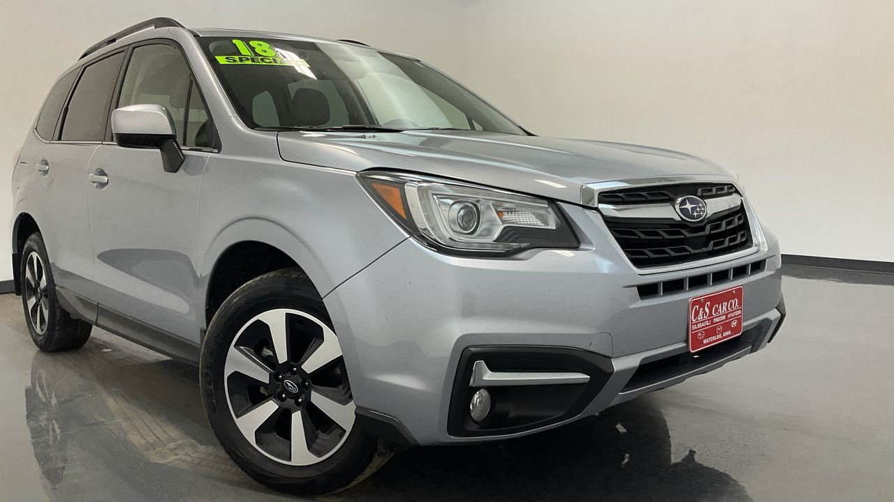 2018 Subaru Forester 4D SUV at  - SB9277A  - C & S Car Company