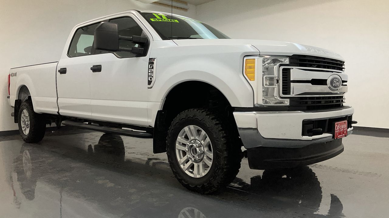 2017 Ford F-250  - C & S Car Company