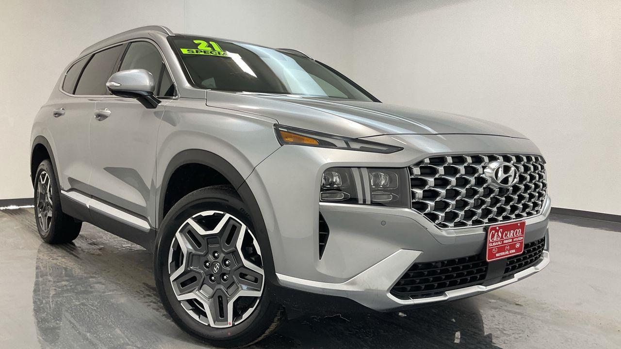2021 Hyundai Santa Fe  - 16837  - C & S Car Company