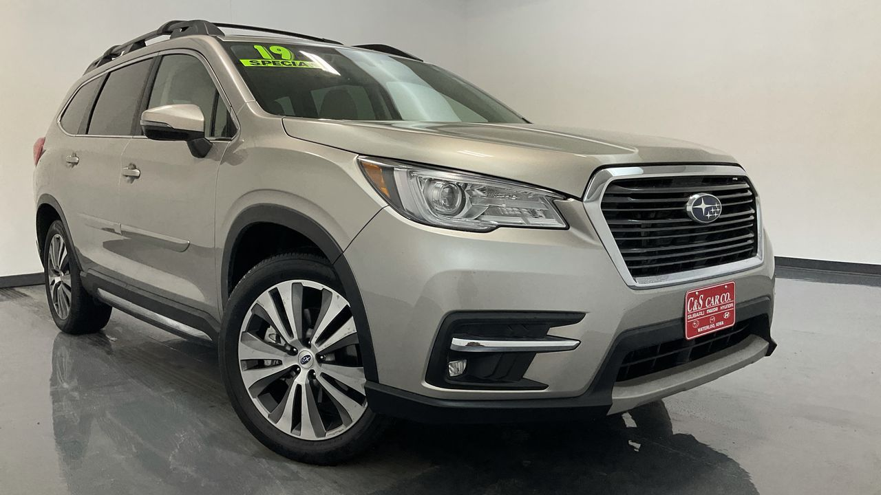 2019 Subaru ASCENT  - SB9351A  - C & S Car Company