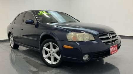 2002 Nissan Maxima  for Sale  - 16358A  - C & S Car Company