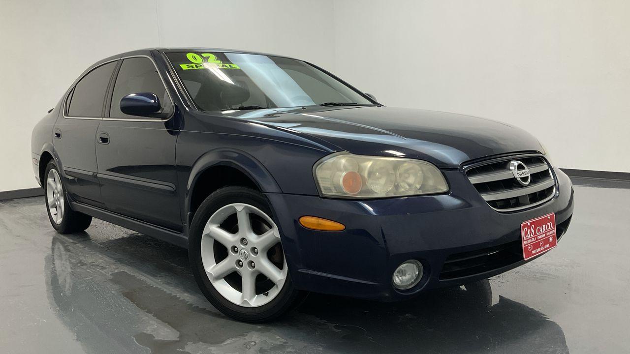 2002 Nissan Maxima  - 16358A  - C & S Car Company