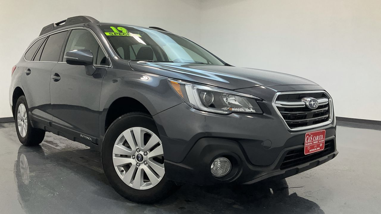 2019 Subaru Outback Premium  - SB9390A  - C & S Car Company
