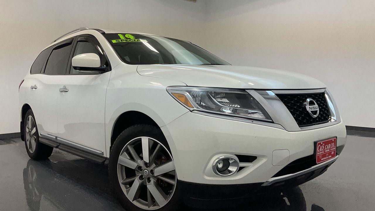 2014 Nissan Pathfinder 4D SUV 4X4  - 16601  - C & S Car Company