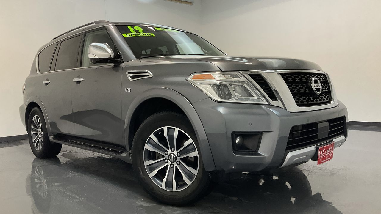2017 Nissan Armada  - C & S Car Company