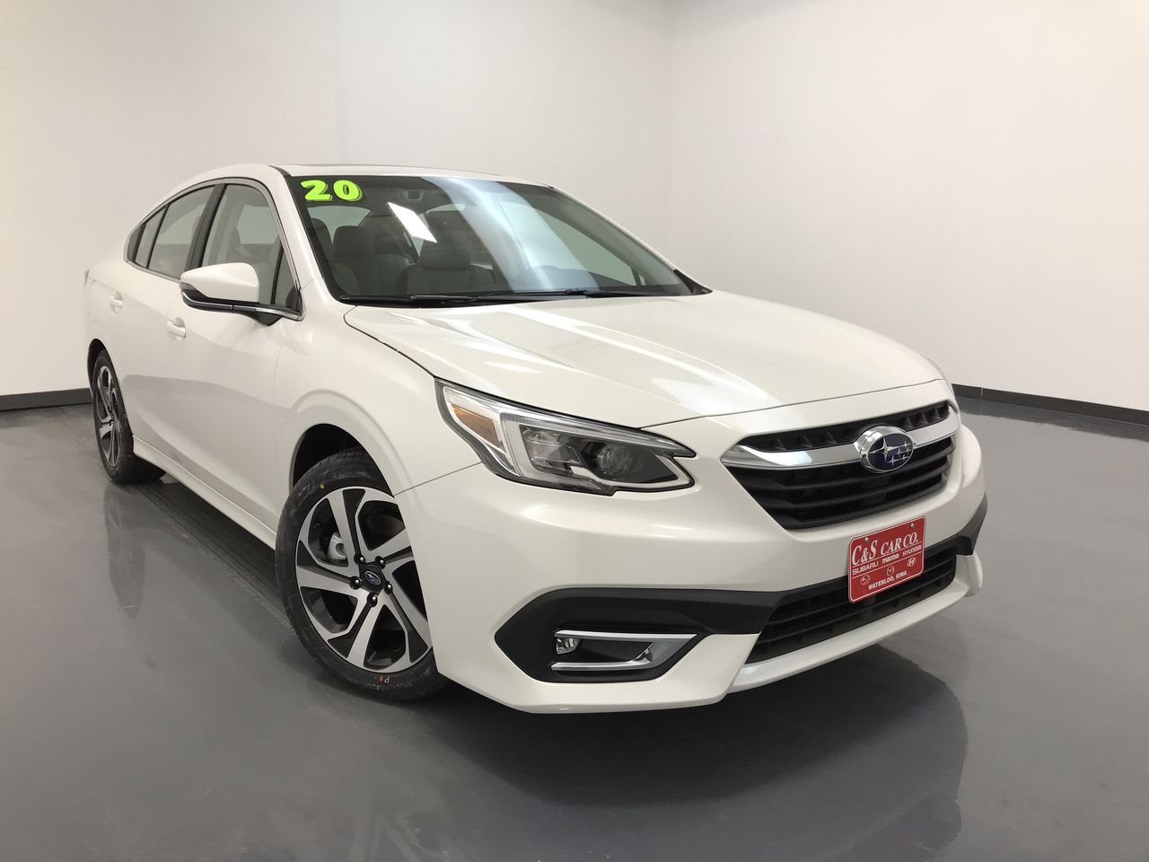 2020 Subaru Legacy 4D Sedan  - SB9369A  - C & S Car Company