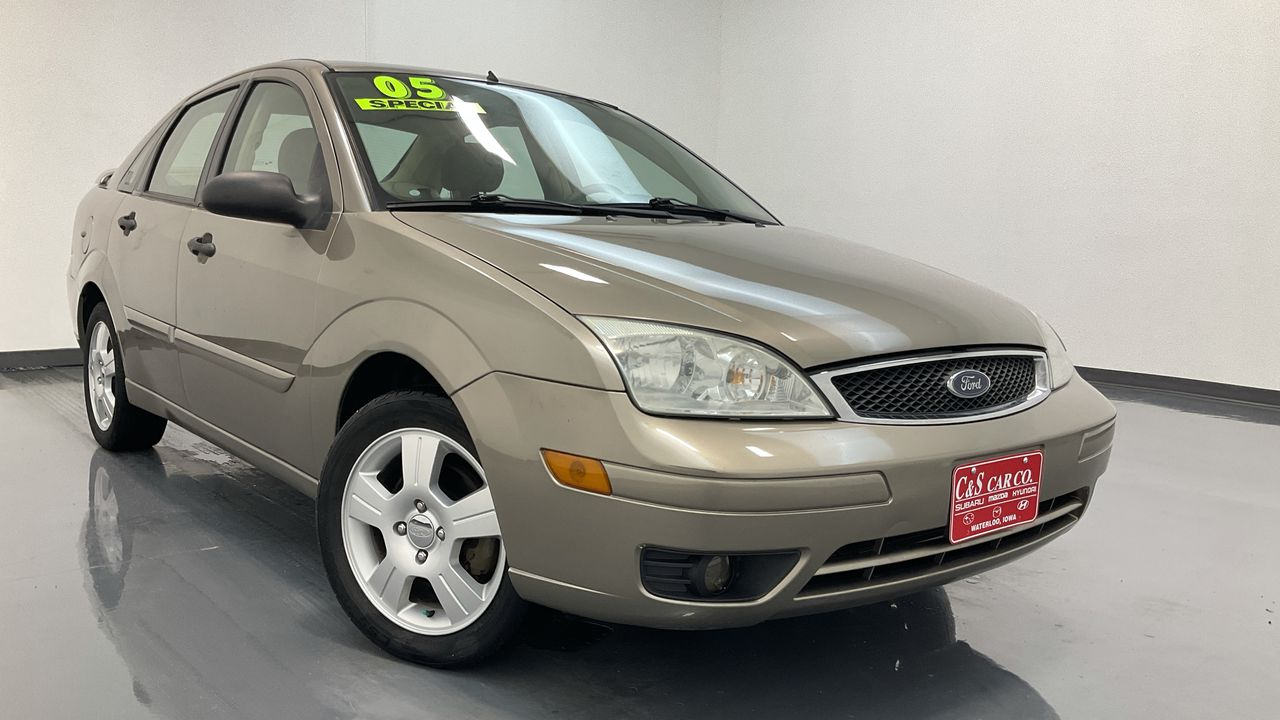 2005 Ford Focus  - SB9410A  - C & S Car Company
