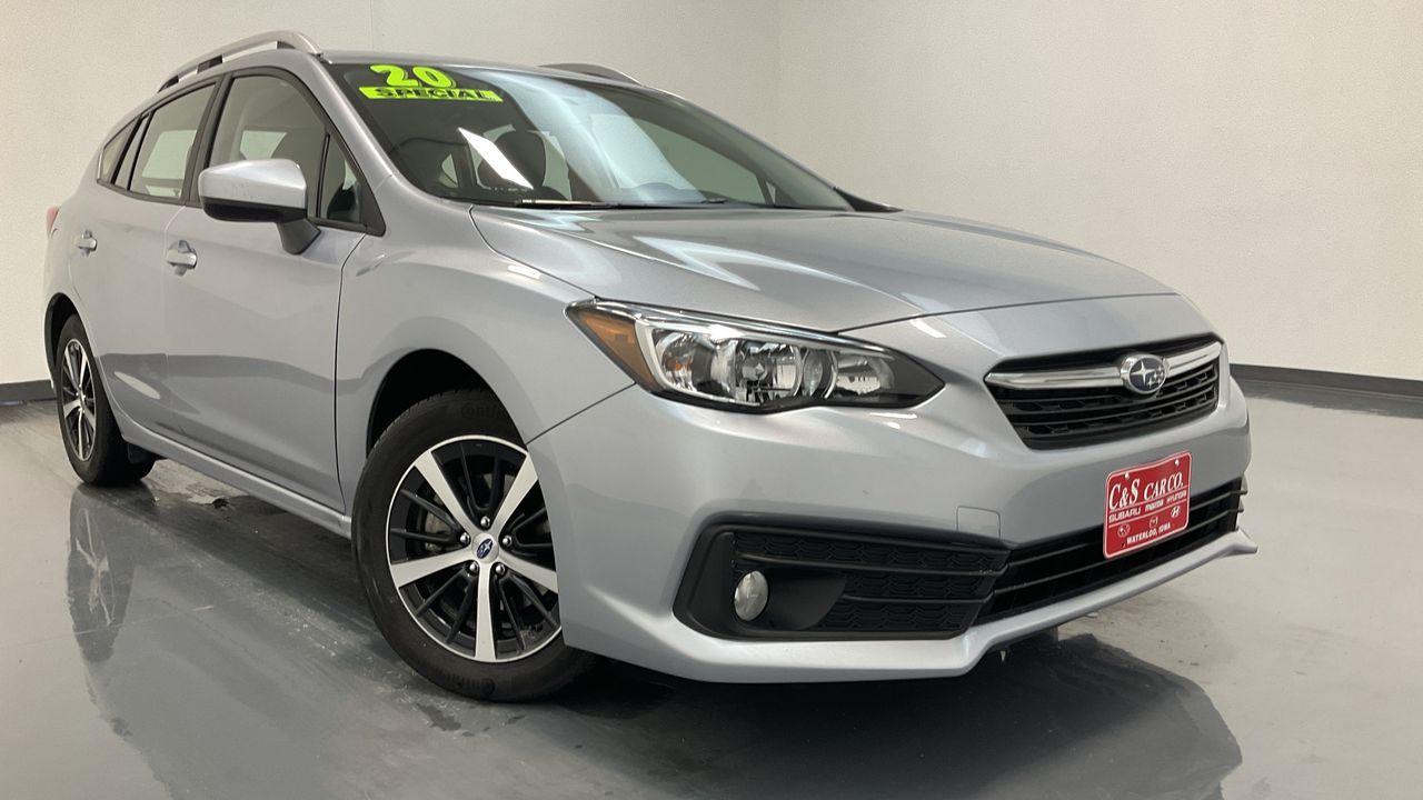 2020 Subaru Impreza  - SB9346A  - C & S Car Company