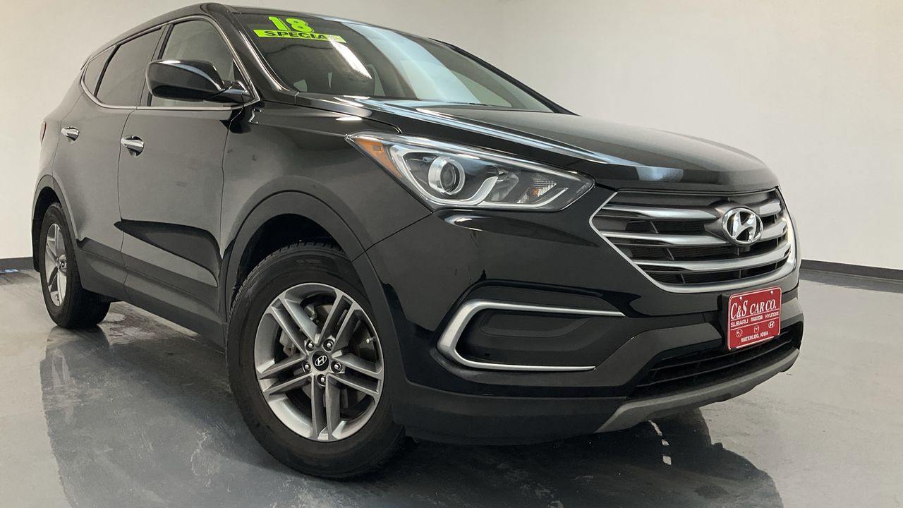 2018 Hyundai Santa Fe Sport 4D SUV FWD 2.4L  - 16607  - C & S Car Company