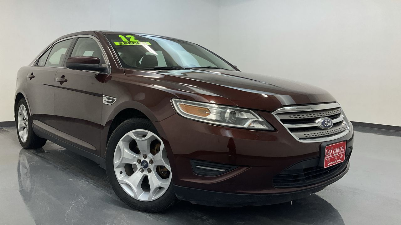 2012 Ford Taurus  - C & S Car Company