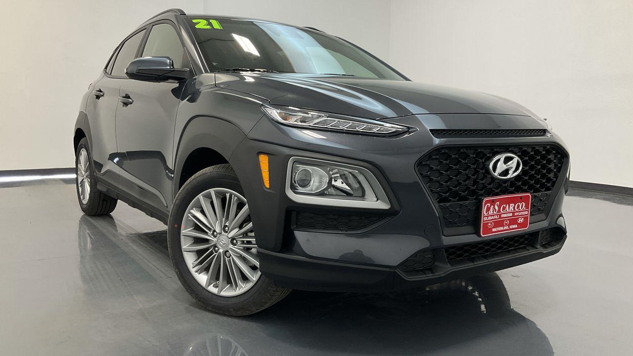 2021 Hyundai kona  - HY8729  - C & S Car Company