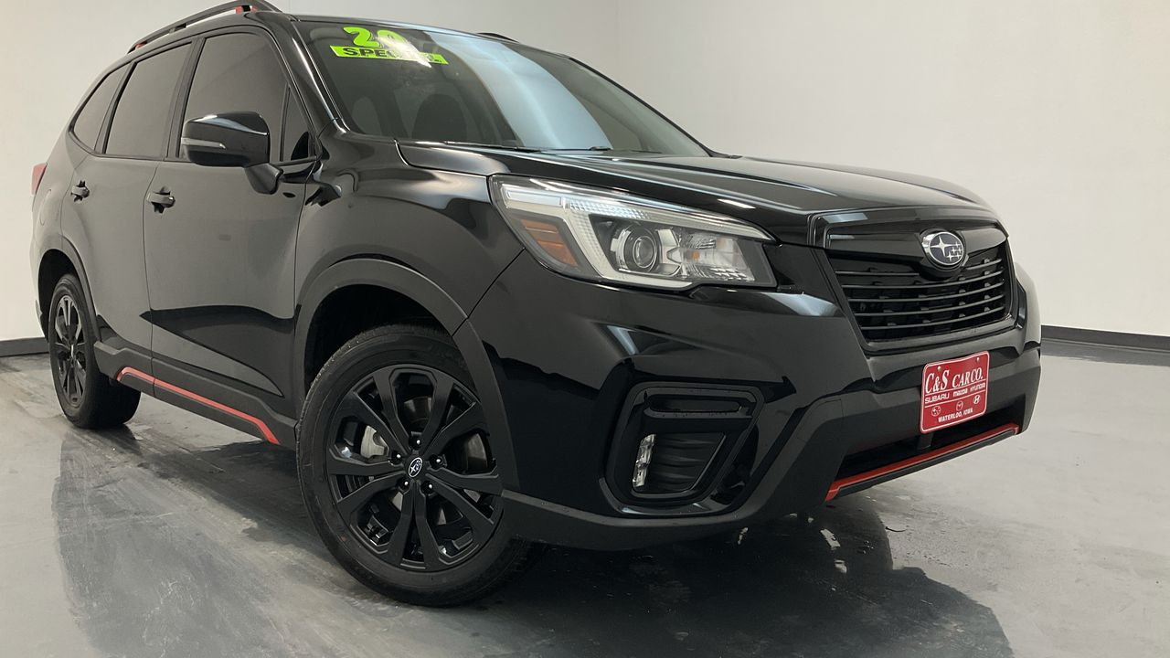 2020 Subaru Forester  - SB9418A  - C & S Car Company