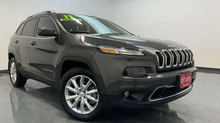 2017 Jeep Cherokee 4D SUV 4WD for Sale  - SB9419A  - C & S Car Company
