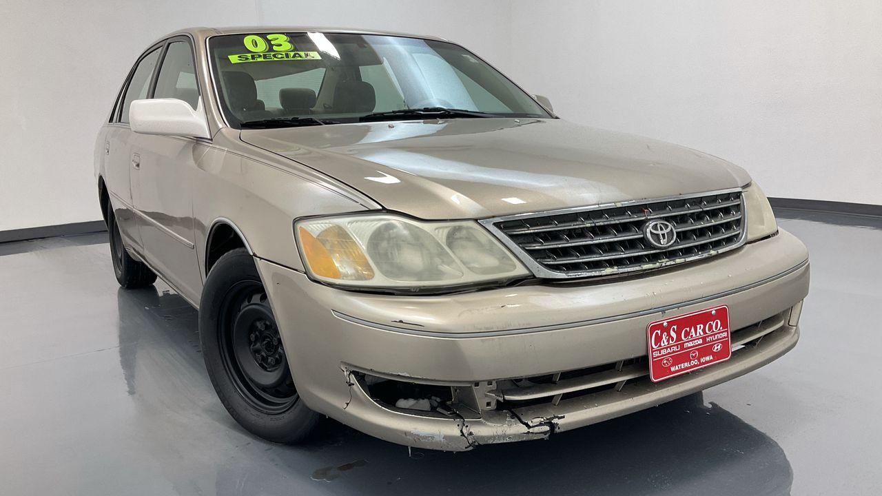 2003 Toyota Avalon  - SB9413B  - C & S Car Company