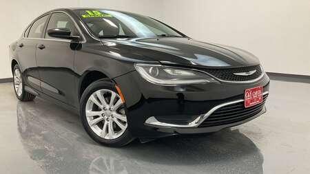 2015 Chrysler 200 4D Sedan for Sale  - HY8591C  - C & S Car Company
