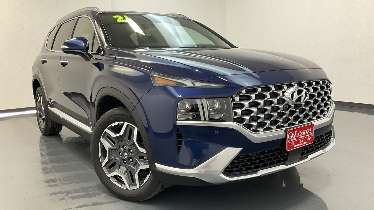 2021 Hyundai Santa Fe  - HY8737  - C & S Car Company