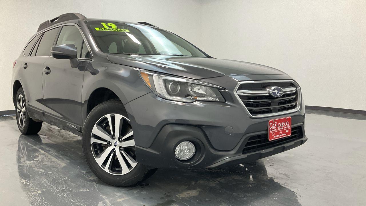 2019 Subaru Outback  - SB9379A  - C & S Car Company