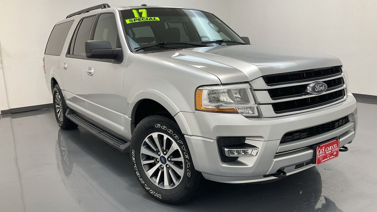 2017 Ford Expedition EL 4D SUV 4WD  - 16578A  - C & S Car Company