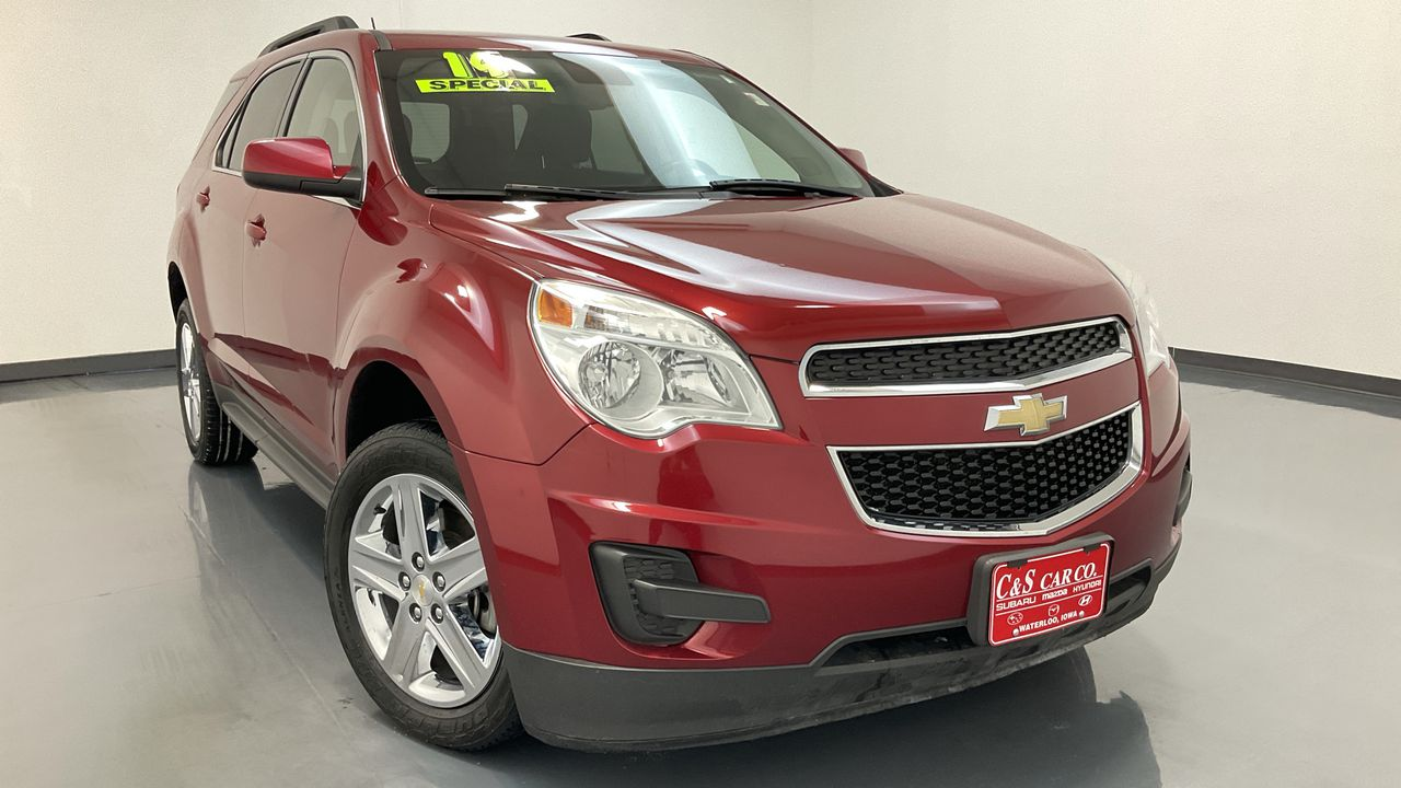 2014 Chevrolet Equinox  - C & S Car Company