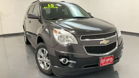 2015 Chevrolet Equinox 4D SUV FWD for Sale  - 16333A  - C & S Car Company