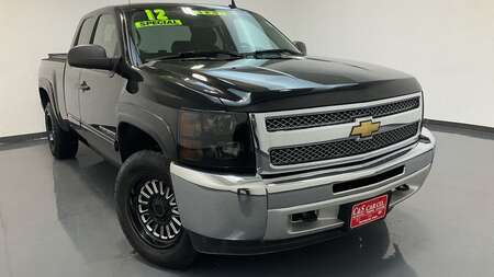 2012 Chevrolet Silverado 1500 Ext Cab 4WD 4D for Sale  - 16576A  - C & S Car Company
