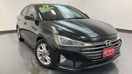 2019 Hyundai Elantra 4D Sedan at for Sale  - HY8500A  - C & S Car Company
