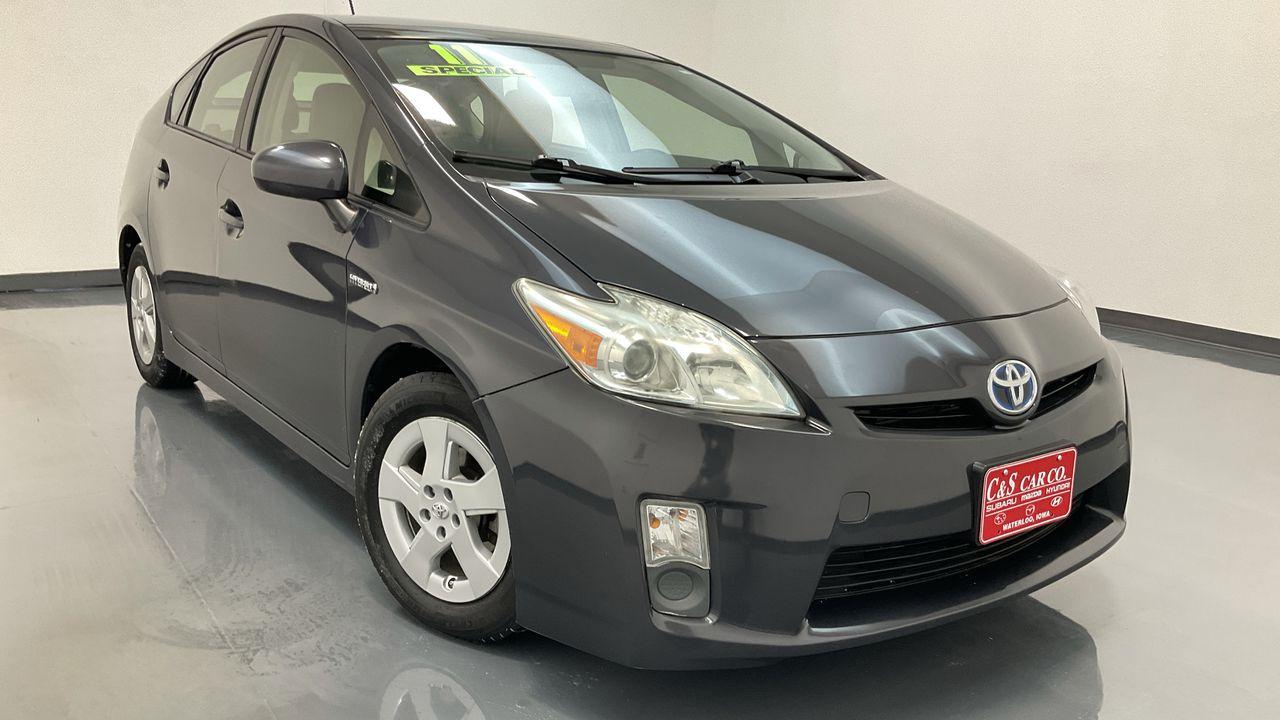 2011 Toyota Prius 4D Hatchback  - 16365A  - C & S Car Company