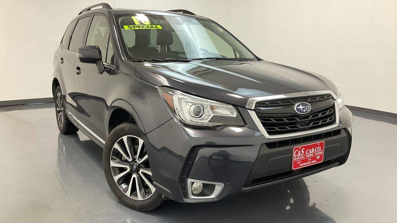 2018 Subaru Forester 4D SUV at  - HY8701A  - C & S Car Company