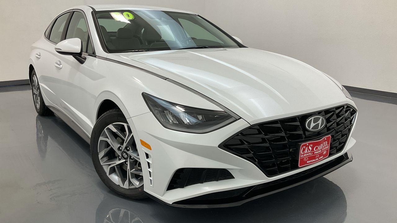 2020 Hyundai Sonata  - HY8642A  - C & S Car Company