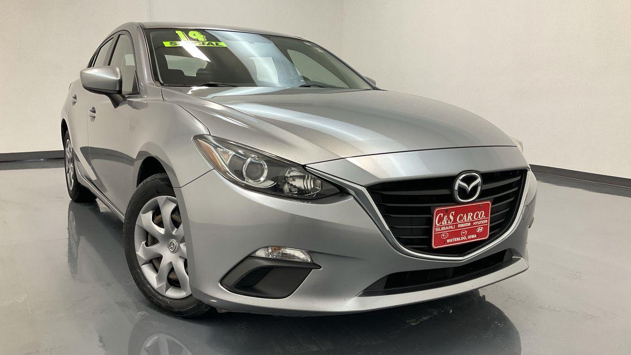 2014 Mazda Mazda3 4D Hatchback  - 16445A  - C & S Car Company