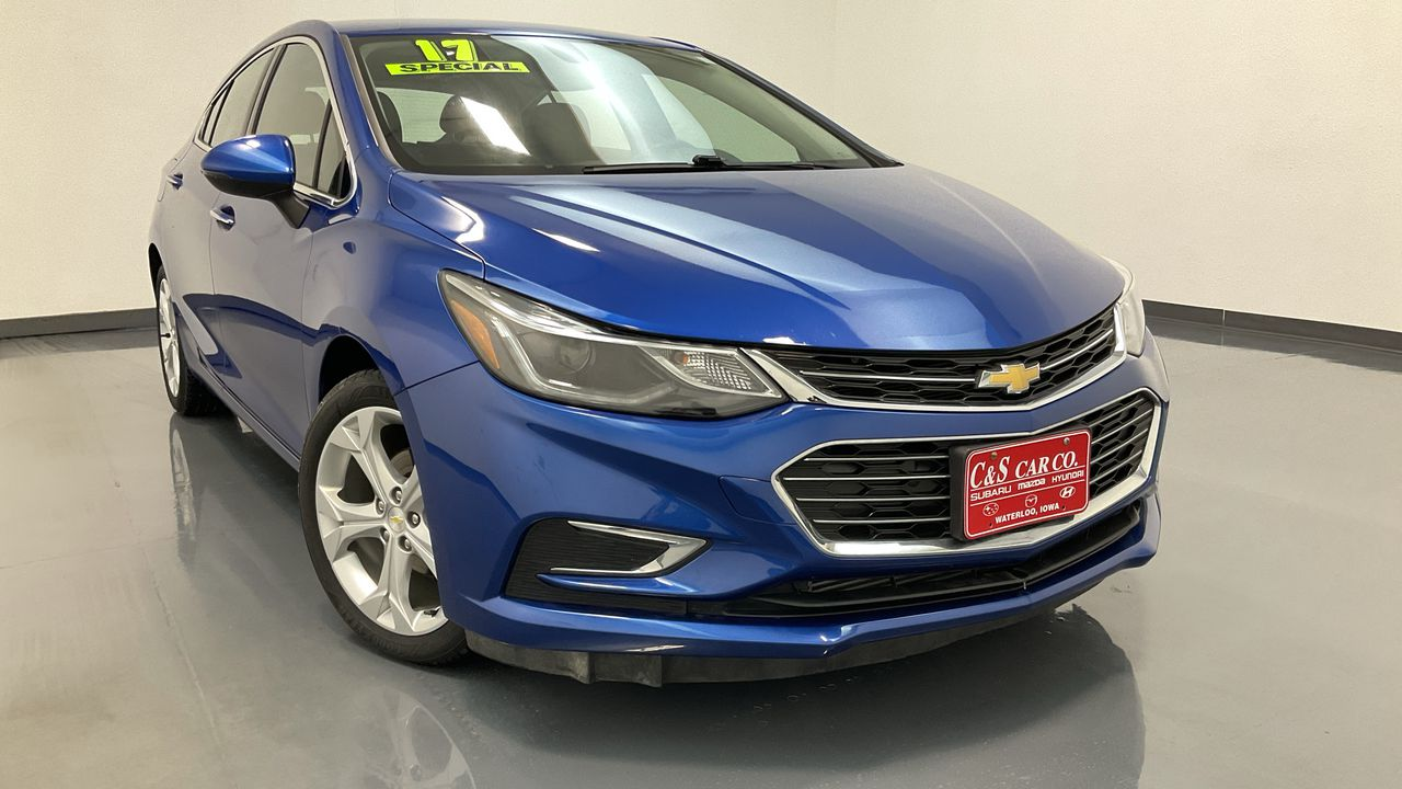 2017 Chevrolet Cruze 4D Hatchback  - SB9432A  - C & S Car Company