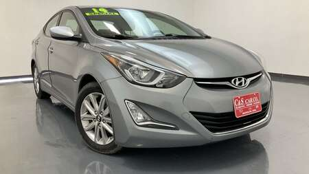 2014 Hyundai Elantra 4D Sedan for Sale  - MA3399B  - C & S Car Company