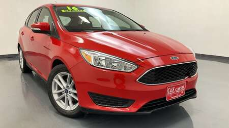 2016 Ford Focus 4D Hatchback for Sale  - SB9311A  - C & S Car Company