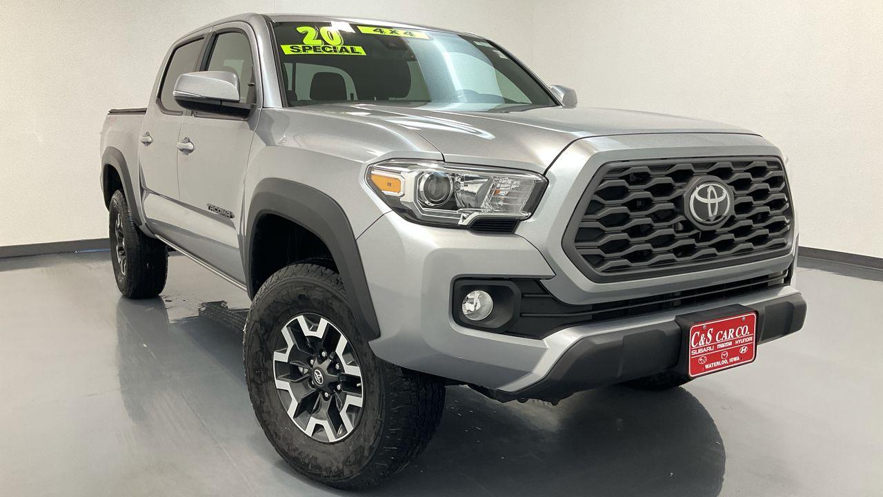 2020 Toyota Tacoma 4WD  - C & S Car Company