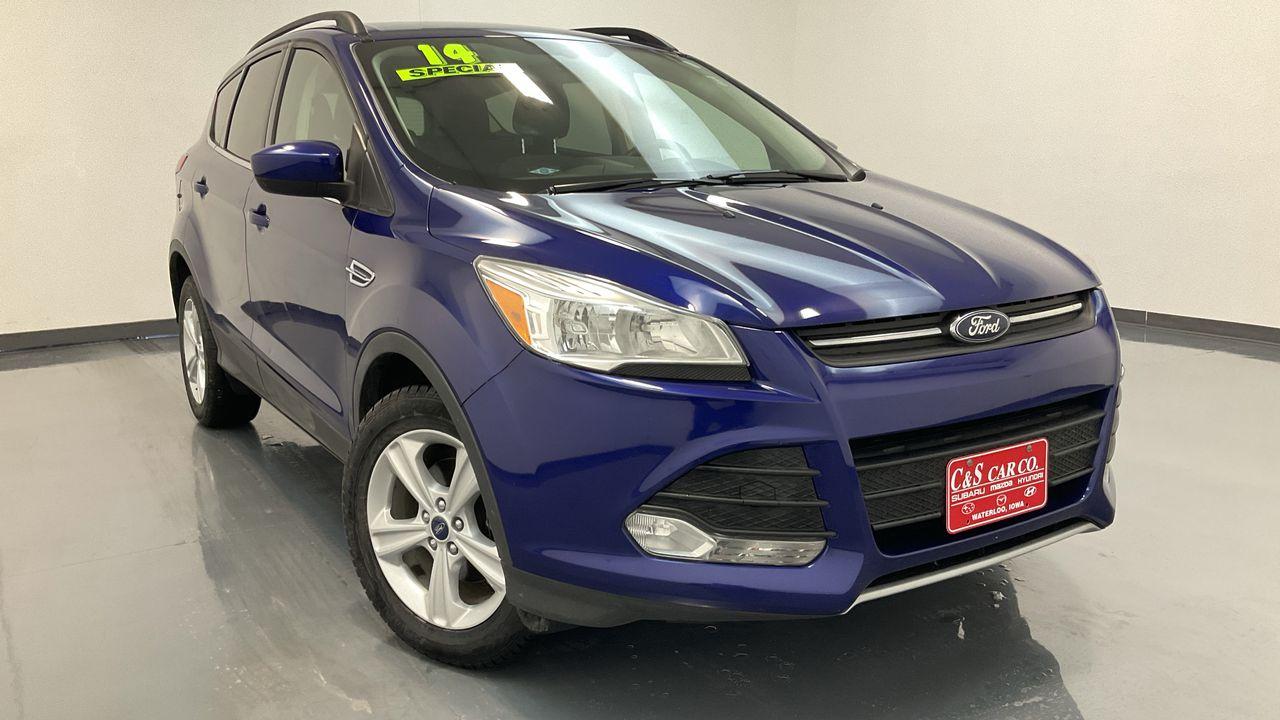 2014 Ford Escape 4D SUV FWD  - 16385A  - C & S Car Company