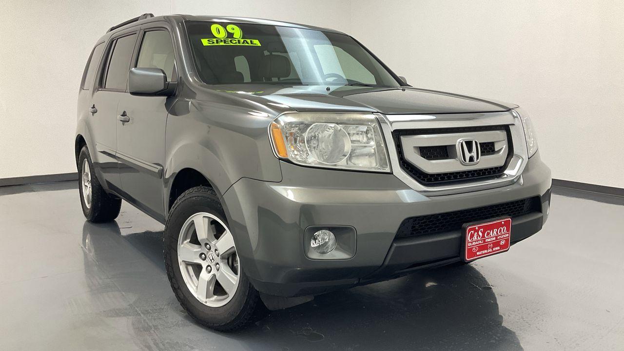 2009 Honda Pilot 4D SUV 4WD  - GS1060A  - C & S Car Company