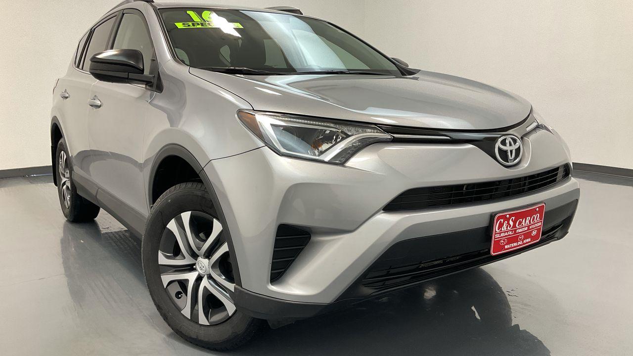 2016 Toyota RAV-4  - C & S Car Company
