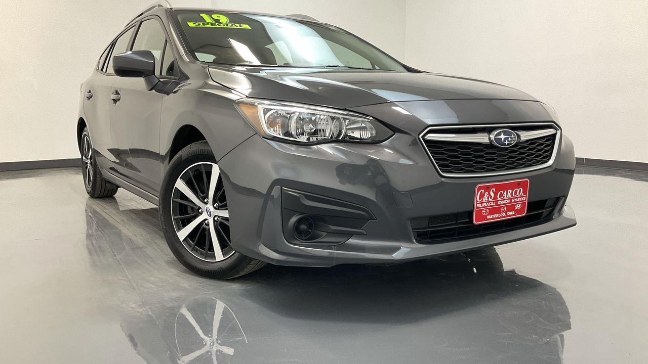 2019 Subaru Impreza  - SB9502A  - C & S Car Company