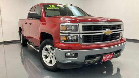 2014 Chevrolet Silverado 1500 Double Cab 4WD for Sale  - SB9207C  - C & S Car Company