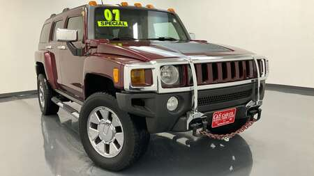 2007 Hummer H3 SUV 4D SUV for Sale  - 16174A  - C & S Car Company